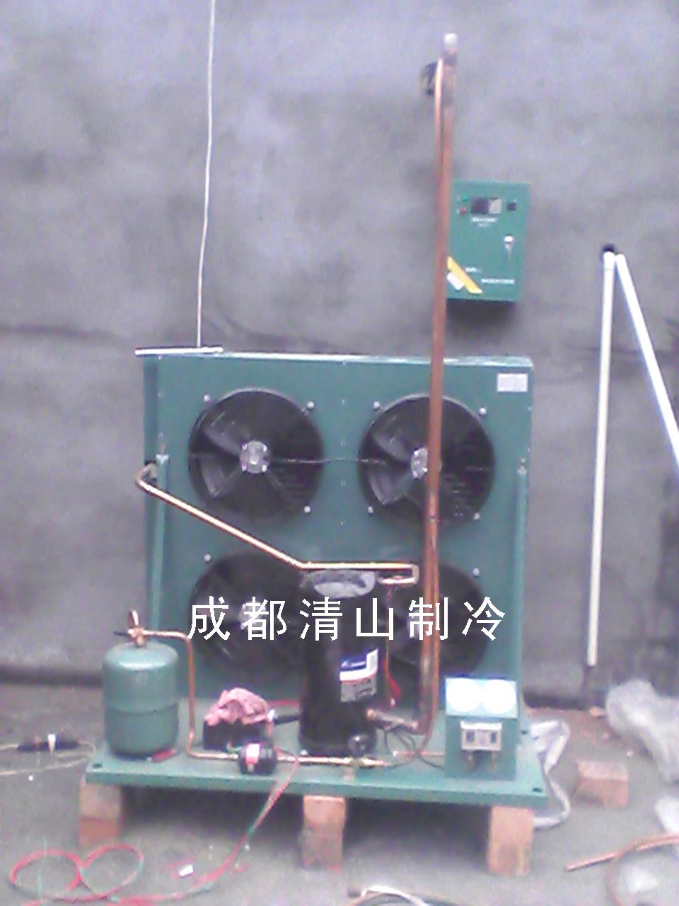 冷库温度调节电路图